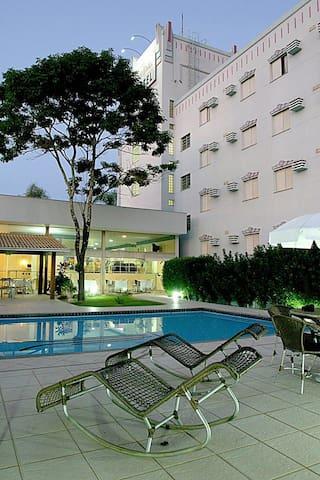 AERO PARK HOTEL A 300 METROS DO AEROPORTO