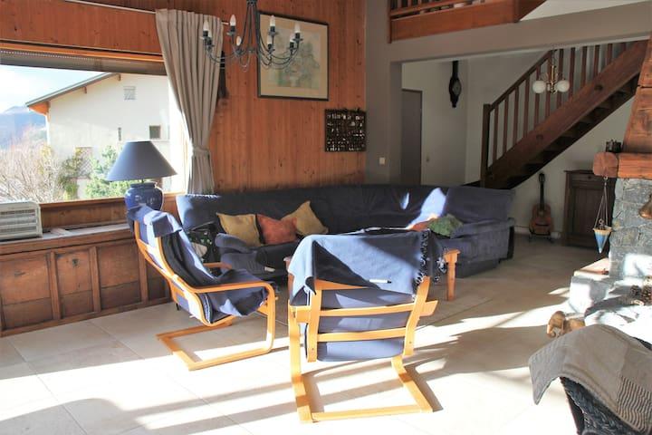Eygliers, chambre d'hôtes et super PDJ +1 chambre