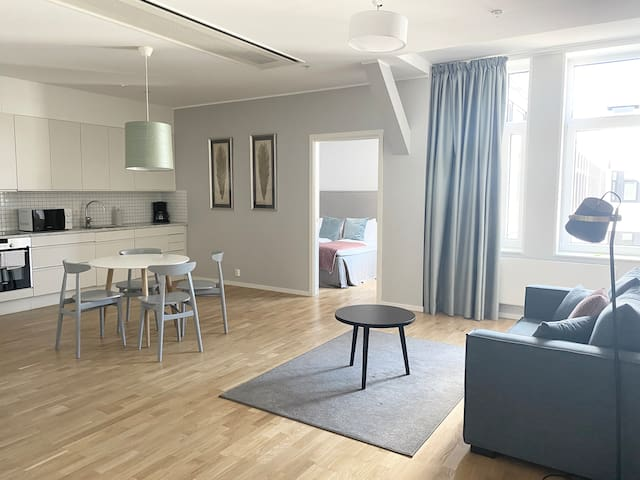 Spacious 2 bedroom  apartment In Central Stockholm