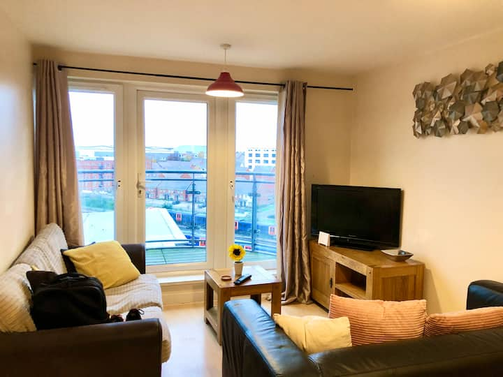 Basingstoke 2 Bedroom Apartment