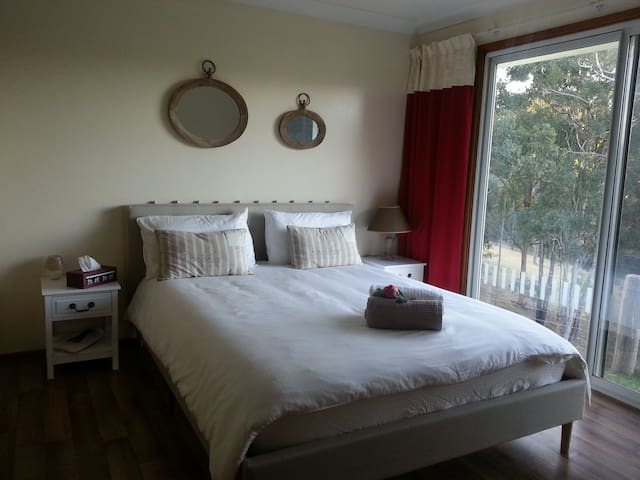 French Farm Stay - Minimbah - Pousada