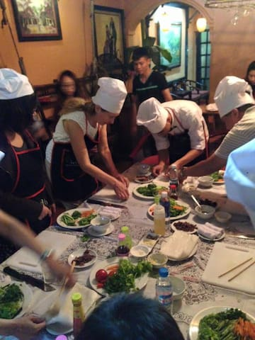 Hanoi city Tour + Cooking class - Hanoï - Bed & Breakfast