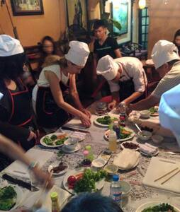 Hanoi city Tour + Cooking class - Hanói - Bed & Breakfast