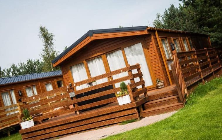 The Chillingham Lodge, Felmoor Park