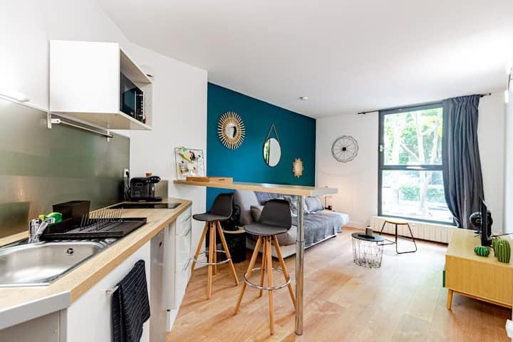 Superbe appartement quartier Antigone