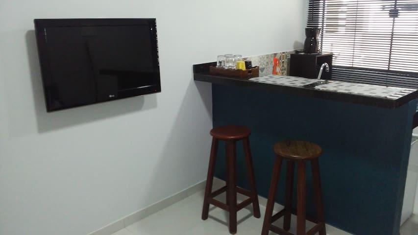 Residencial Aquidabã Apt 1