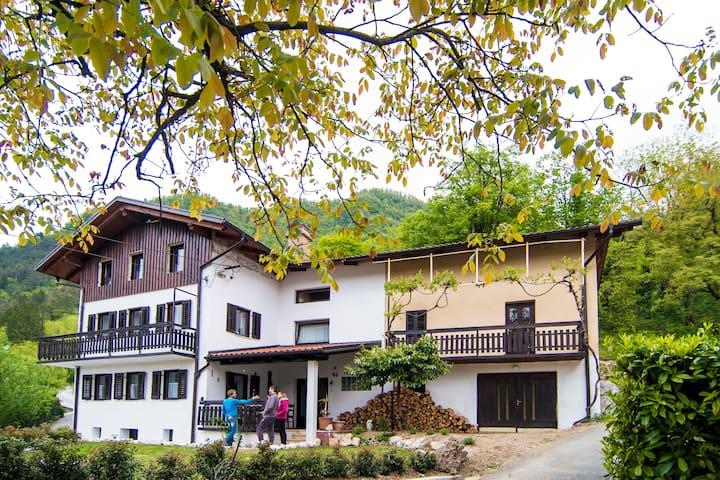 Vila Tomazoni - Žabče - Casa