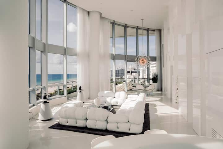 Setai Oceanfront Townhouse