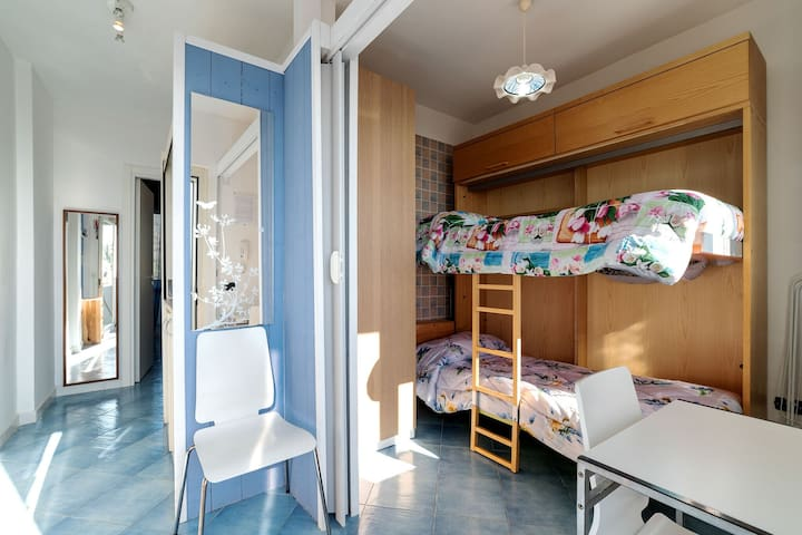 Comfy Apartment in Policastro Bussentino with Swimming Pool