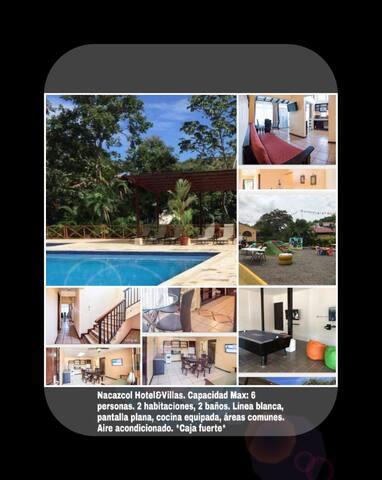 Villa de Lujo Nacazcol, Guanacaste. Reserve ahora!