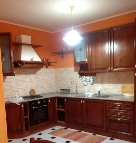 CASA VACANZE IL RIFUGIO DI ANDREA 2 - Giba - House
