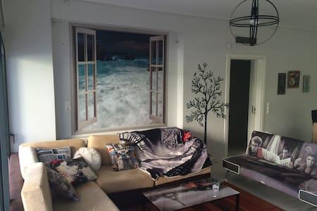Wonderful house by the sea - Ελληνικό - Huoneisto