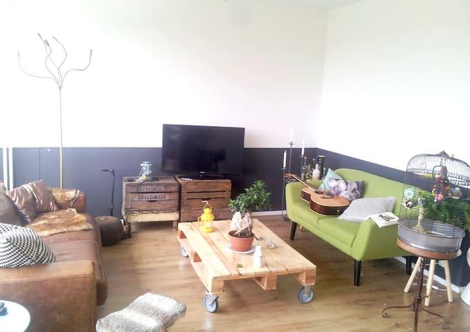 Kamers in Licht en Ruim Appartement Vierdaagse - Nijmegen - Apartment