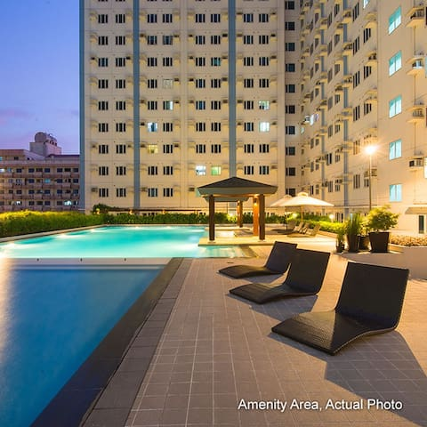 Condo Unit @ Mplace South Triangle Quezon City