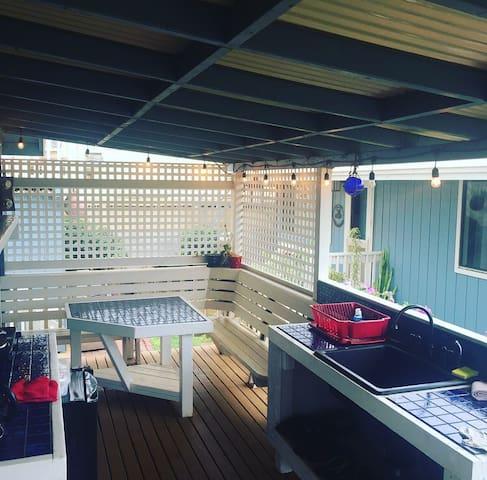 Kihei Studio with outdoor kitchen - Kihei - Bed & Breakfast