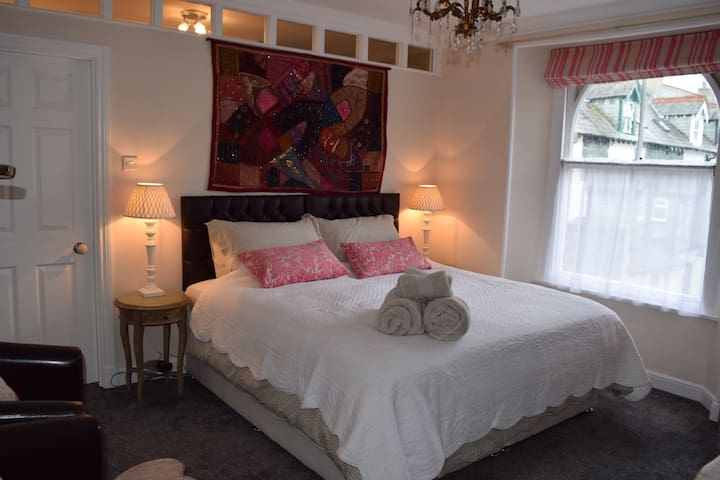 Perky Pike , Hugh Walpole room - Cumbria - Bed & Breakfast