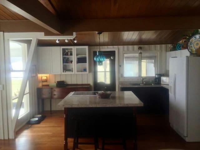Classic Lakefront Cottage - Flint - Apartament