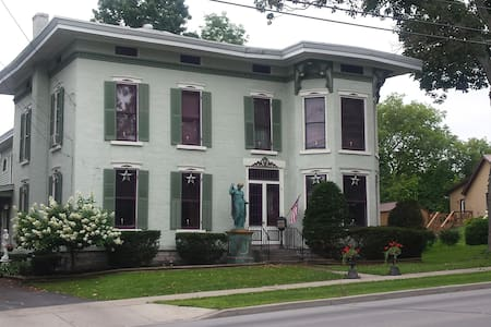 Room in 1865 Victorian Lowville NY