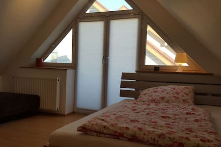 Gemütliches Dachgeschossappartement - Rietberg