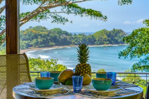 Fast WiFi - Wake up to Beach View - Monkeys&Tucans