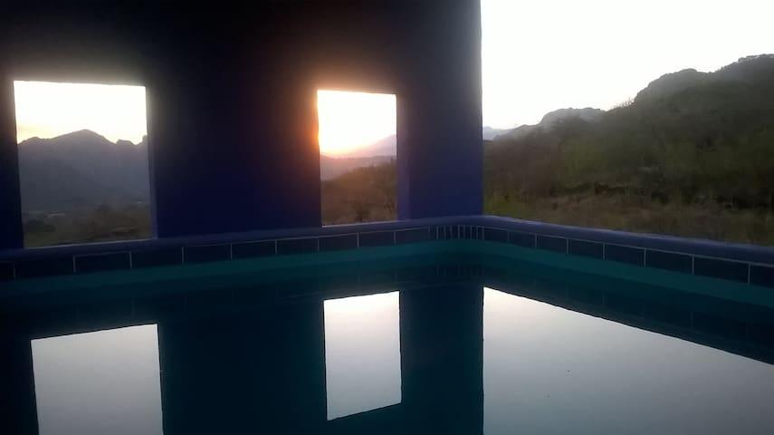 LA CASA PIU 'ALTO - Tepoztlán - Bed & Breakfast