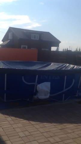 Дача на берегу Азовского моря - Павло-Очаково - 一軒家