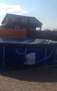 Дача на берегу Азовского моря - Павло-Очаково - Haus