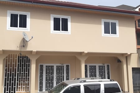 Clean and cosy 2 bedroom apartment in Osu