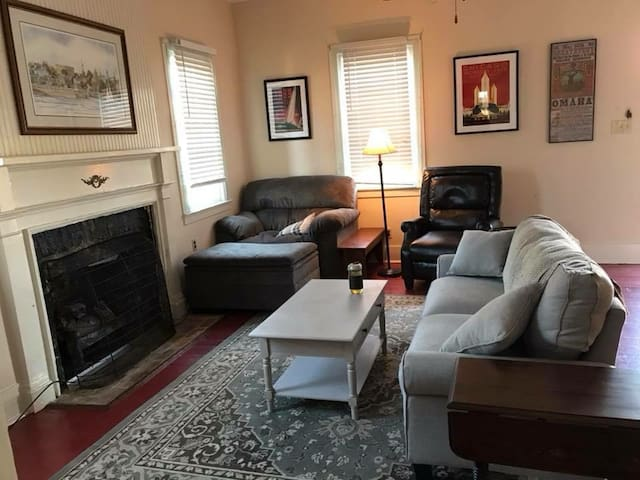 Spacious charmer in heart of historic New Bern.