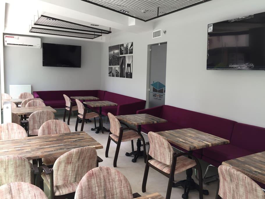 Lobi kafeterya