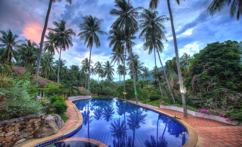 Villa at the unique picturesque place (2)