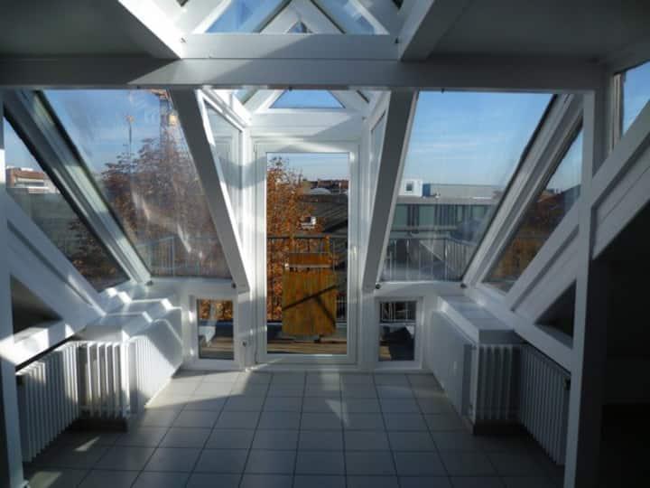 Attraktives Dachgeschossloft am Unistandort Nord