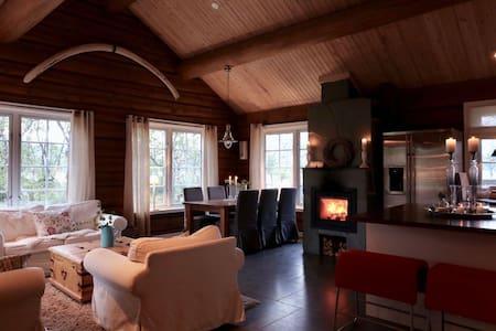 Beautiful cabin in Kilpisjärvi