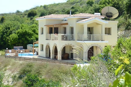 Villa Vouno Thea in Theletra - Paphos - Huis