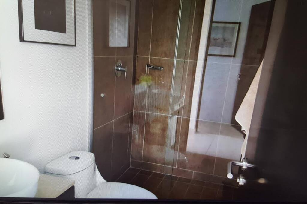baño visitas