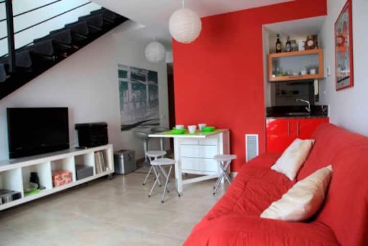 HABITACIÓN en apartamento compartido a 30m playa