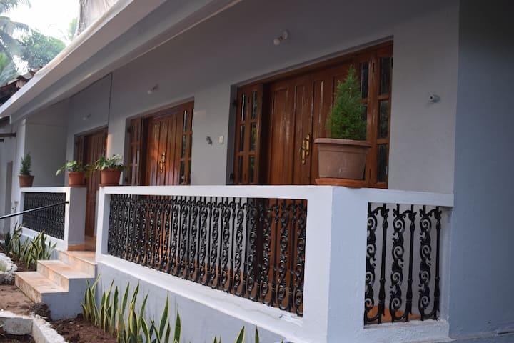 2 BHK Villa near Colva, Sernabatim, Benaulim Beach