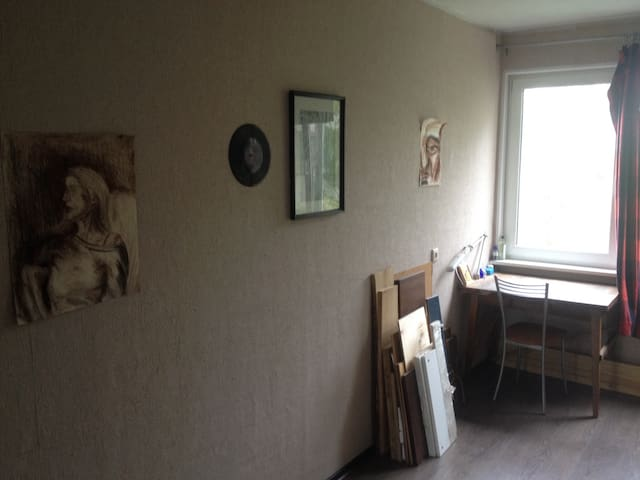 Single room apartment in the nord of the city