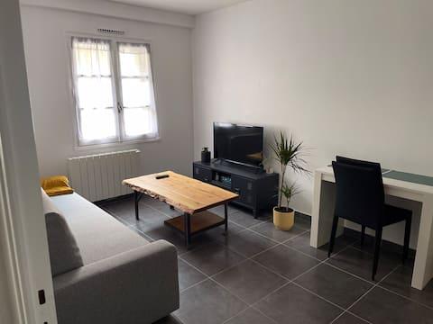 Appartement tout confort plein centre de Chabeuil