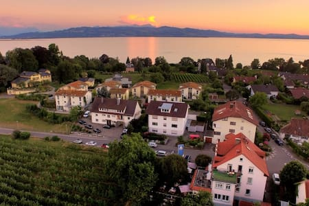 Traum-Ferienwohnung in Wasserburg am Bodensee