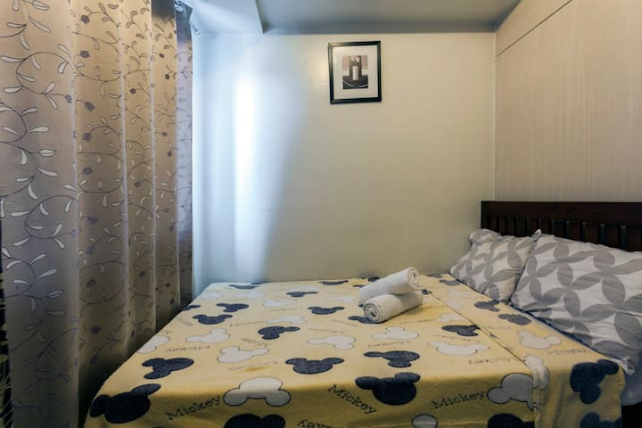 6GUEST MAX W/BALCONY SEA RESIDENCES - Pasay - Apartment