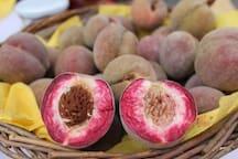 Vineyard peach