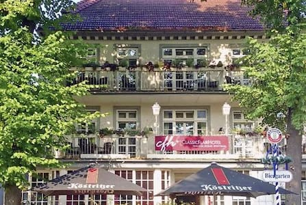 Modernes Hotel in Bad Pyrmont - Bad Pyrmont - Bed & Breakfast