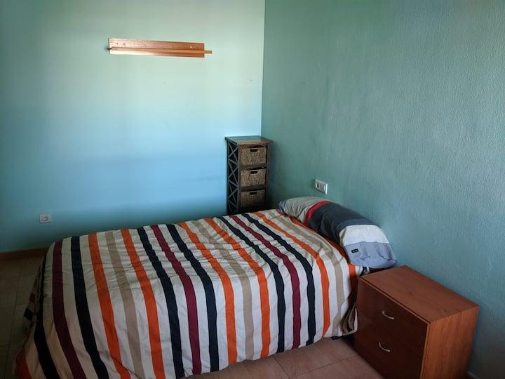Apartamento tranquilo con terraza en Sabadell