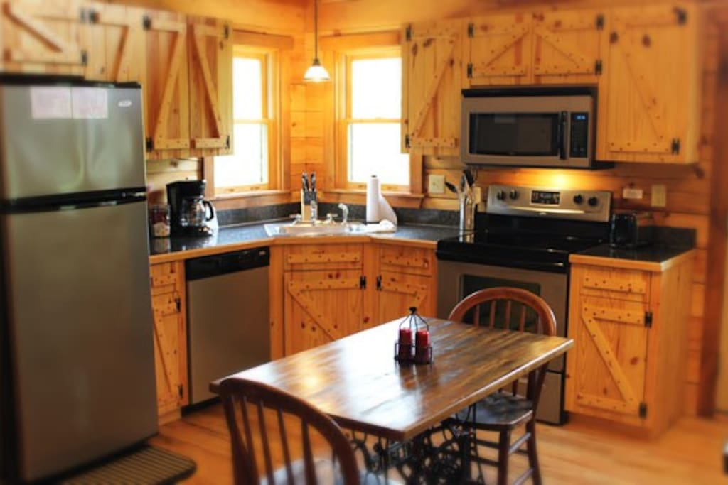 Romance Ridge Cabins For Rent In Stanardsville Virginia