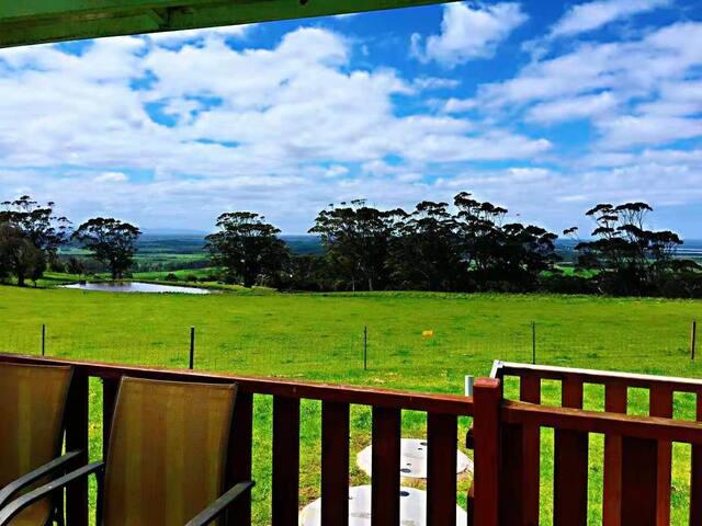 美景&美食 西澳奥尔巴尼55英亩私家庄园度假木屋别墅   度假休闲不可错过的佳境