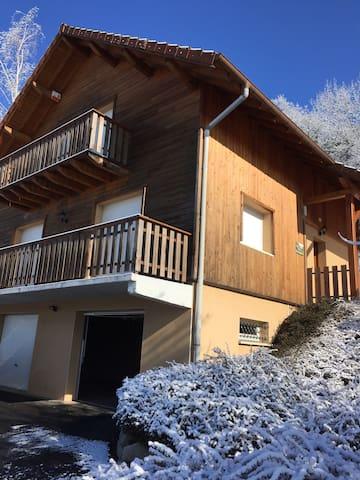 Chalet au cœur des Hautes-Vosges
