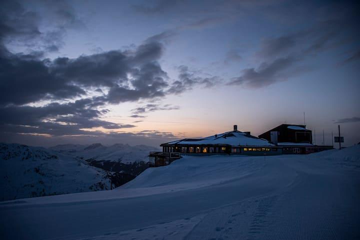 Pischa Davos - Erholung auf 2485m.ü.M