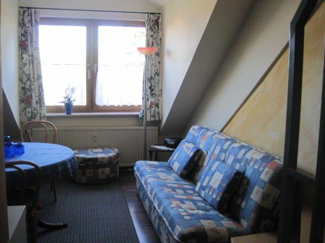 Gemütliches Maisonette-Apartment