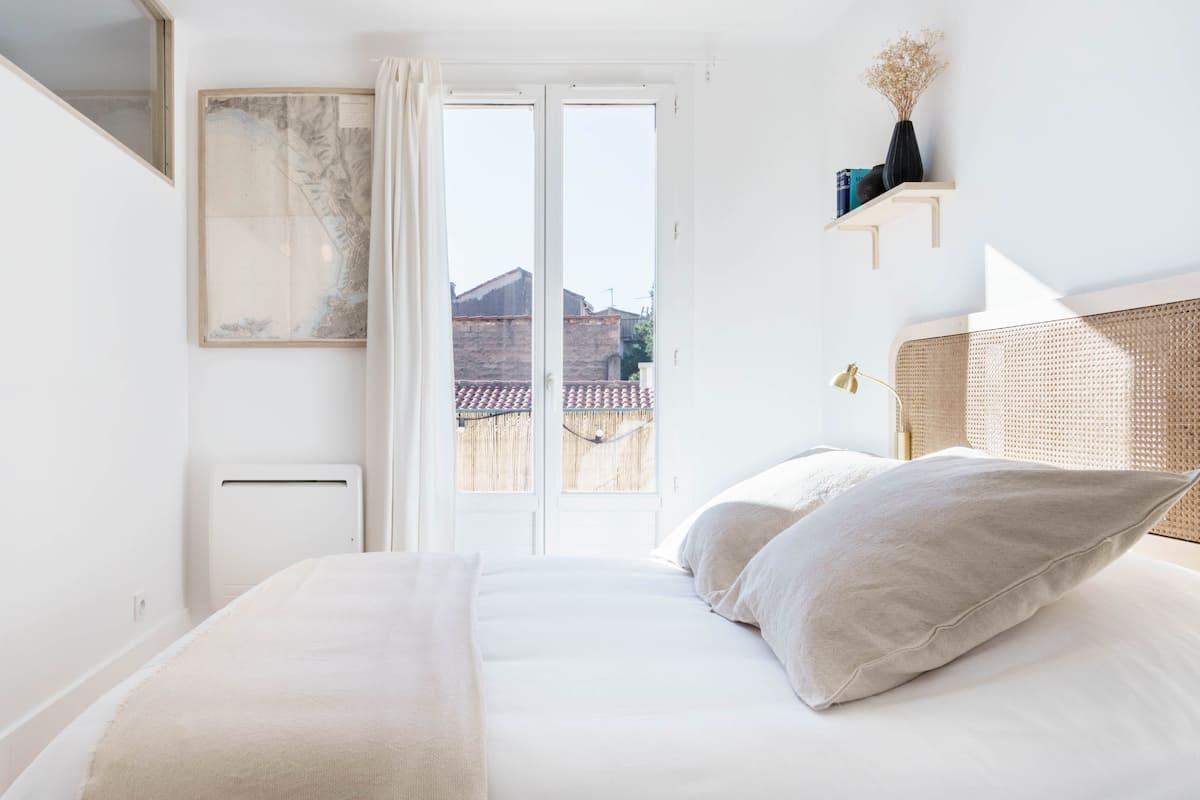 Appartement avec terrasse au cœur d'Aix-en-Provence